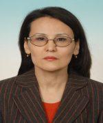 Жакипбаева